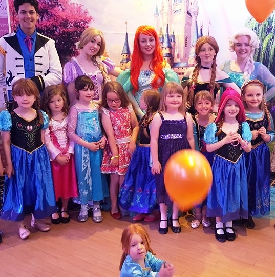 Princess Party Telford