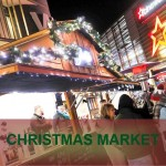 Christmas Market Widget