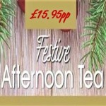 Afternoon Tea Widget